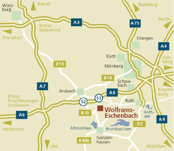 Beste Spielothek in Eschenbach finden